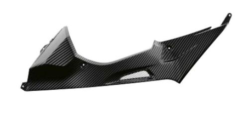 BMW HP Cubierta de carenado derecha carbono