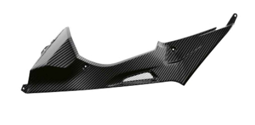 BMW HP Cubierta de carenado izquierda carbono