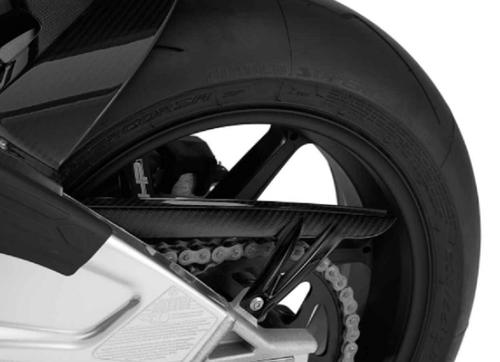BMW HP Protector de la cadena de carbono