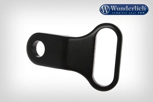 Wunderlich - Anclaje para cincha y gancho negro