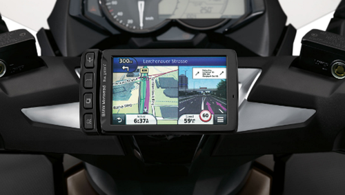 BMW C 650 GT Soporte Navigator
