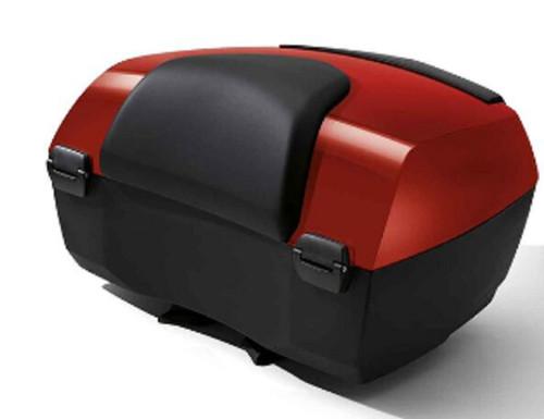 BMW Maleta trasera Tour Mars red metallic