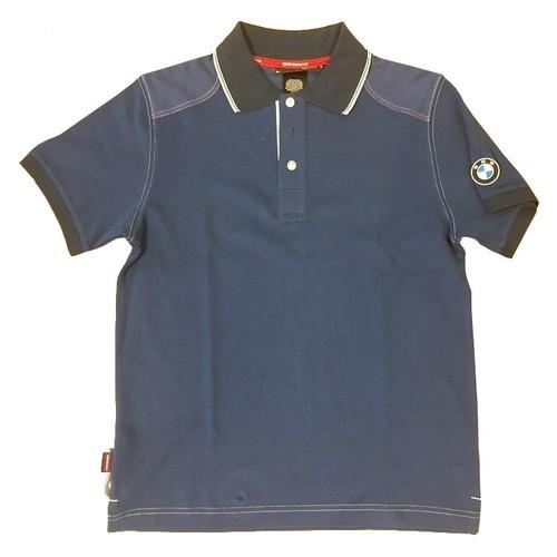 BMW Polo Logo Azul - Hombre