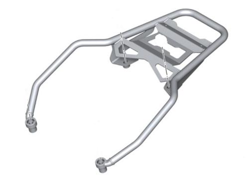 BMW Bandeja de equipaje maleta de aluminio
