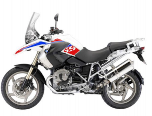 BMW R 1200 GS Kit de pegatinas