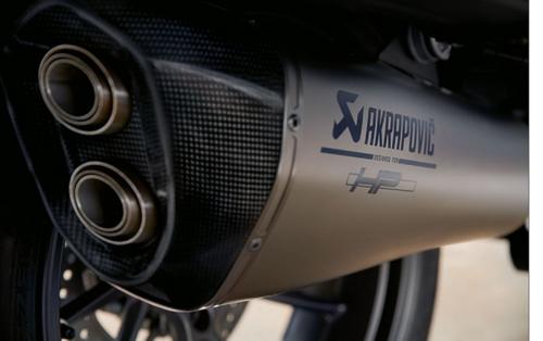 BMW R 1250 RT HP Akrapovic silenciador Sport