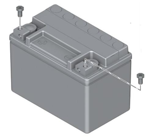 BMW High Power Lithium-ion batería
