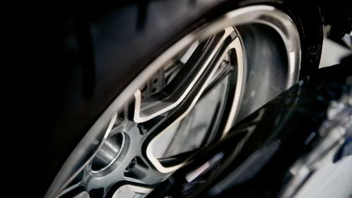 BMW Llanta trasera Granit-grau 963 5.5x17 Opción 719 Classic