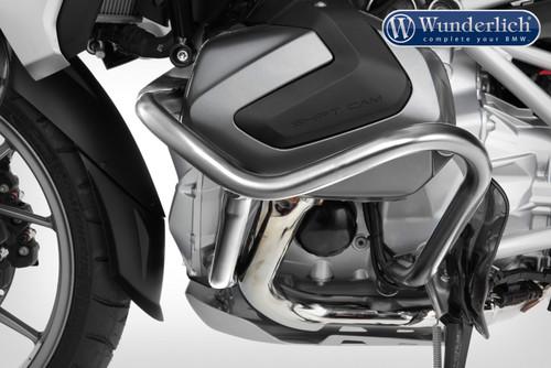 Wunderlich Barra de protección de motor - Acero inox