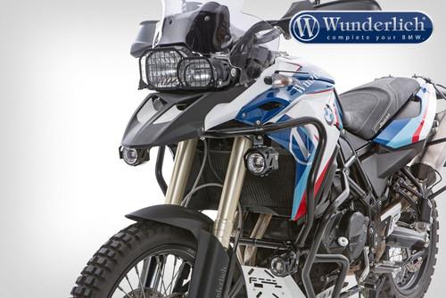 Wunderlich Faro adicional Aton - montaje en barra de protección - Negro