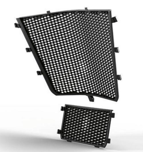 BMW S 1000 RR/XR Rejilla protectora del radiador