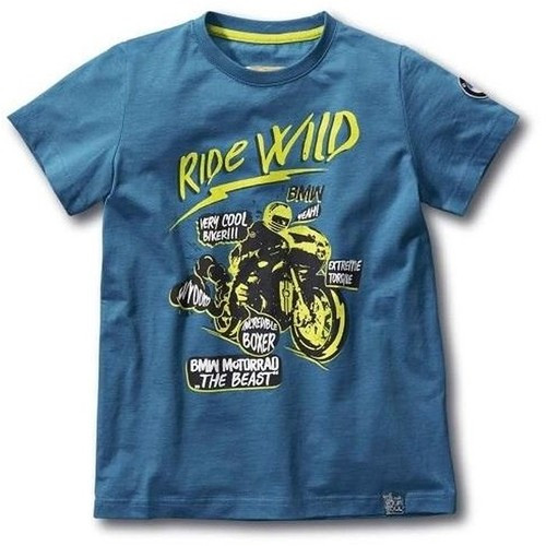 BMW Camiseta Ride Wild Niños