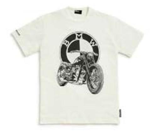BMW Camiseta Dealer blanco