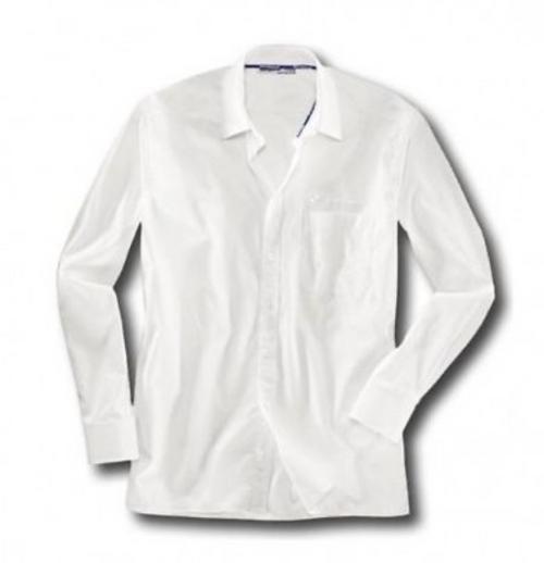 BMW Motorrad camisa blanca