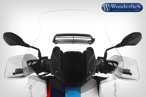 Wunderlich C 400 GT Parabrisas »MARATHON AIRVENTED« - Transparente