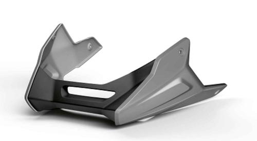 BMW F 900 R /XR Conjunto spoiler de motor - Granite Grey