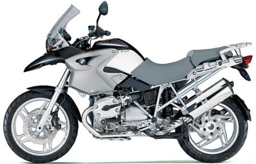 Recambios R 1200 GS 2004-2007