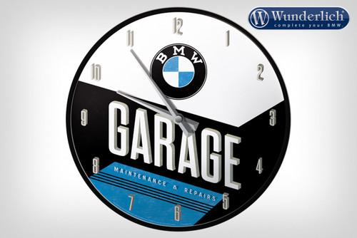 Wunderlich Reloj de pared BMW Garage