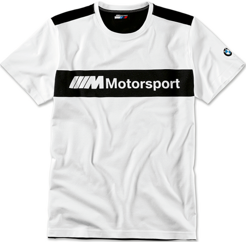 BMW M Motorsport Camiseta Logo - Hombre