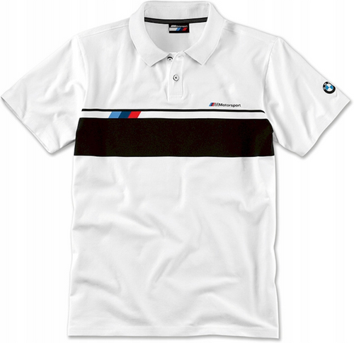 BMW M Motorsport Camiseta Polo Logo - Hombre