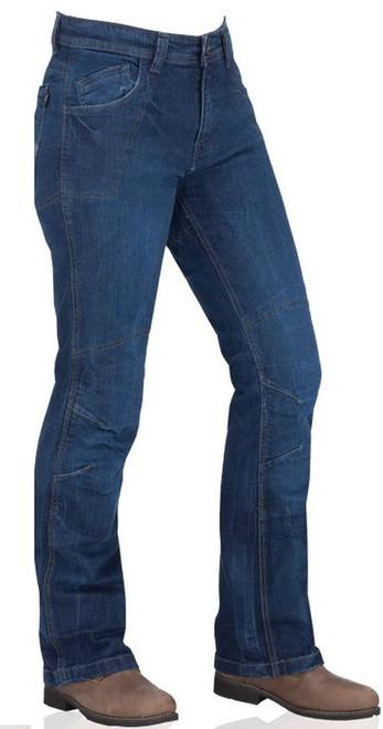 Evolution Pantalón TP 2.88 Jeans - Mujer - Azul