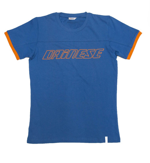 Dainese Camiseta Multicolor - Hombre - Azul