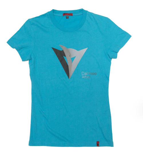 Dainese Camiseta After Evo - Mujer - Azul
