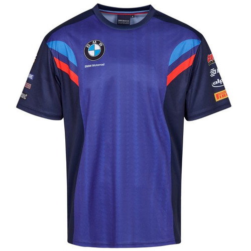 BMW Motorrad Camiseta World SBK team, 19BMWSBK-AOPT-S