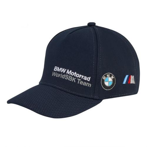 BMW Motorrad Gorra World SBK Team Azul