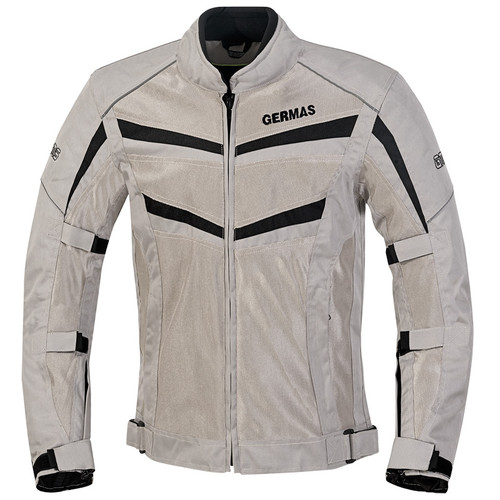 GMS Chaqueta Outback gris/negro