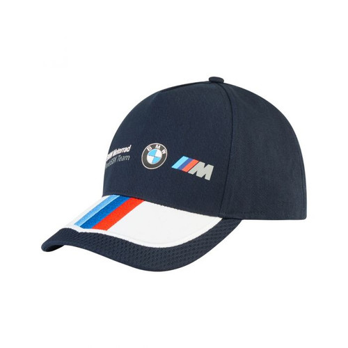 BMW Motorrad Gorra World SBK Team azul/blanco