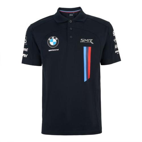 BMW Motorrad Polo World SBK Team azul navy
