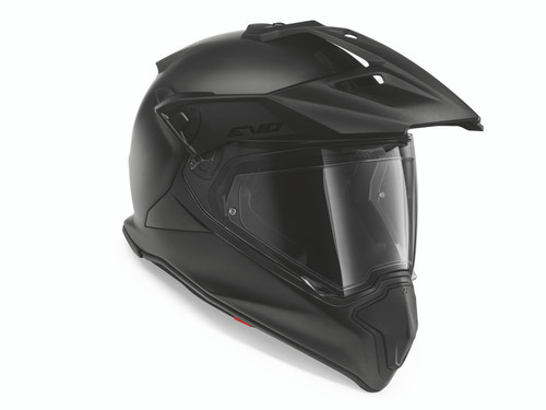 BMW Casco GS Carbon Evo grey matt