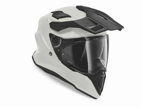 BMW Casco GS Pure Light White