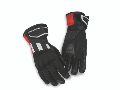 BMW Guantes Pacedry GTX rojo - Mujer