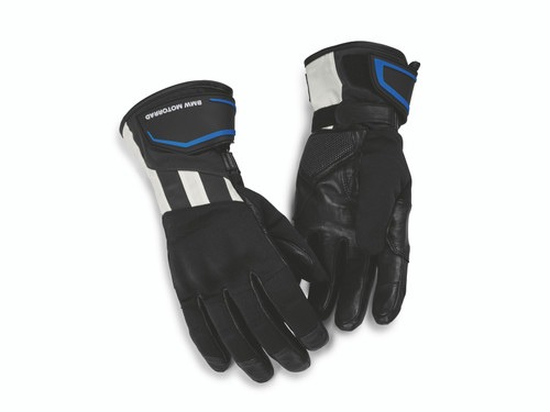 BMW Guantes Pacedry GTX negro - Mujer
