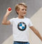 BMW Camisa Logo - Niños