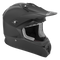 ROCC 740 Casco Cross Negro Mate
