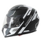 ROCC 323 Casco Integral Negro/Blanco Mate
