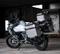 BMW Conjunto extensión de volumen maletas de aluminio negra - Limited Edition 40 Years GS