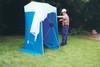 Condux Quick Tent - 10 X 10  with Velcro Door