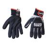 Klein 40225 Journeyman Cut 5 Resistant Gloves, X-Large