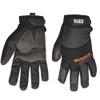 Klein 40212 Journeyman Cold Weather Pro Gloves, Large