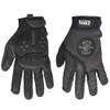 Klein 40215 Journeyman Grip Gloves, Large