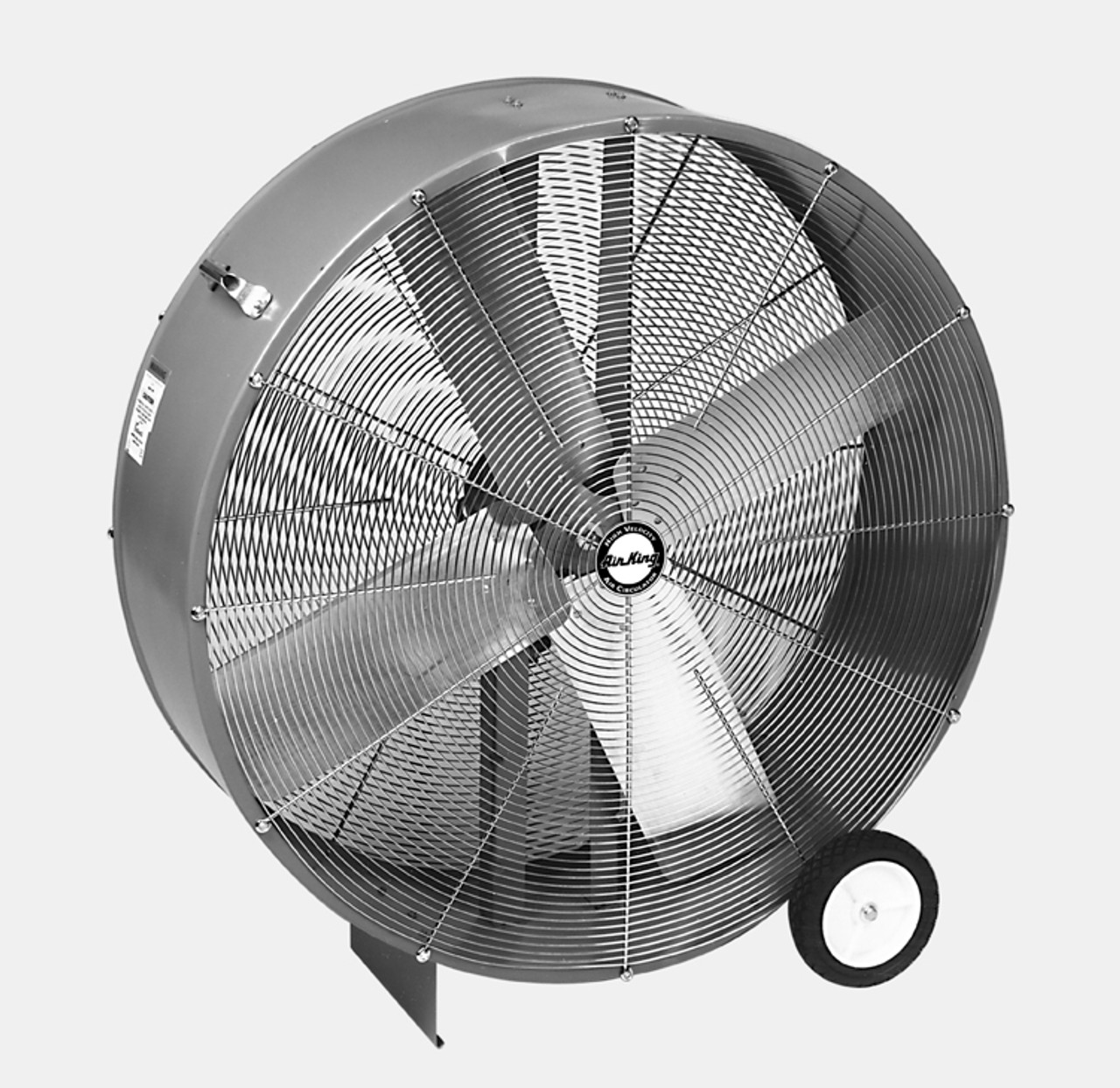 9236 36in Industrial Grade Direct Driven Drum Fan
