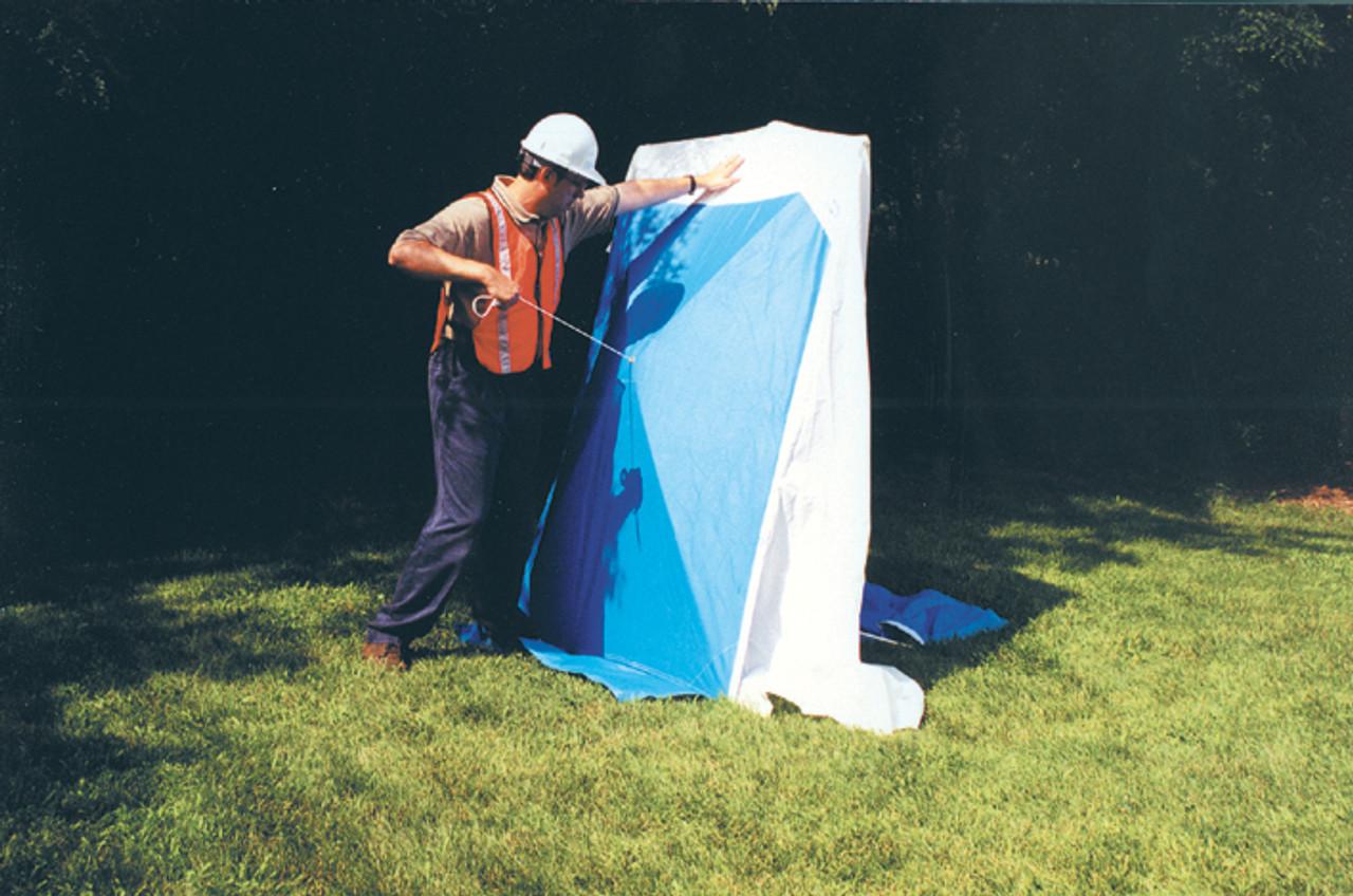 Condux Quick Tent – 6 x 6 with Velcro Door