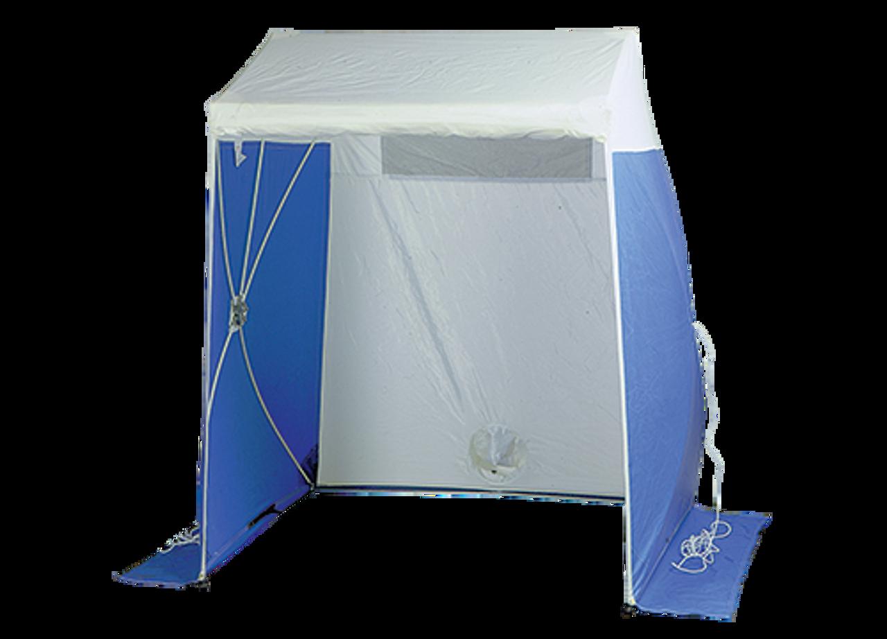 Condux Quick Tent – 6 x 6 with Zipper Door