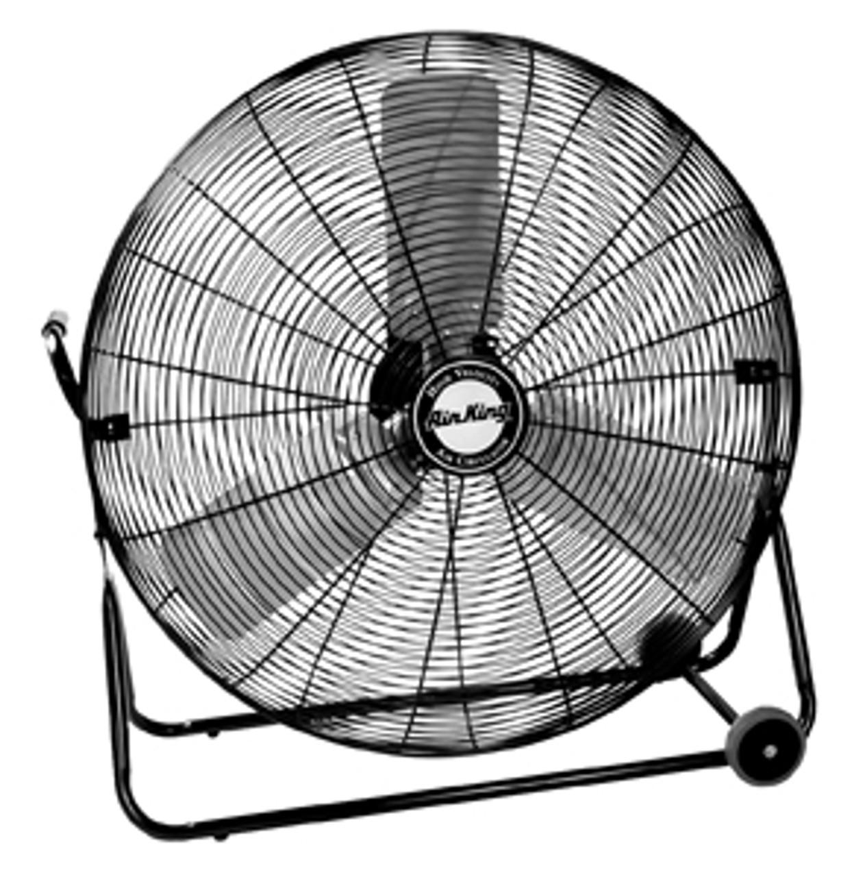 9230 30in 1/4 HP Industrial Grade Floor Fan
