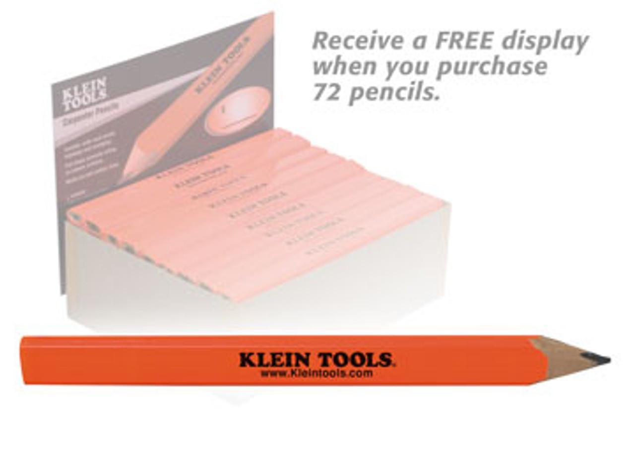 Klein Tools Carpenter's Pencil