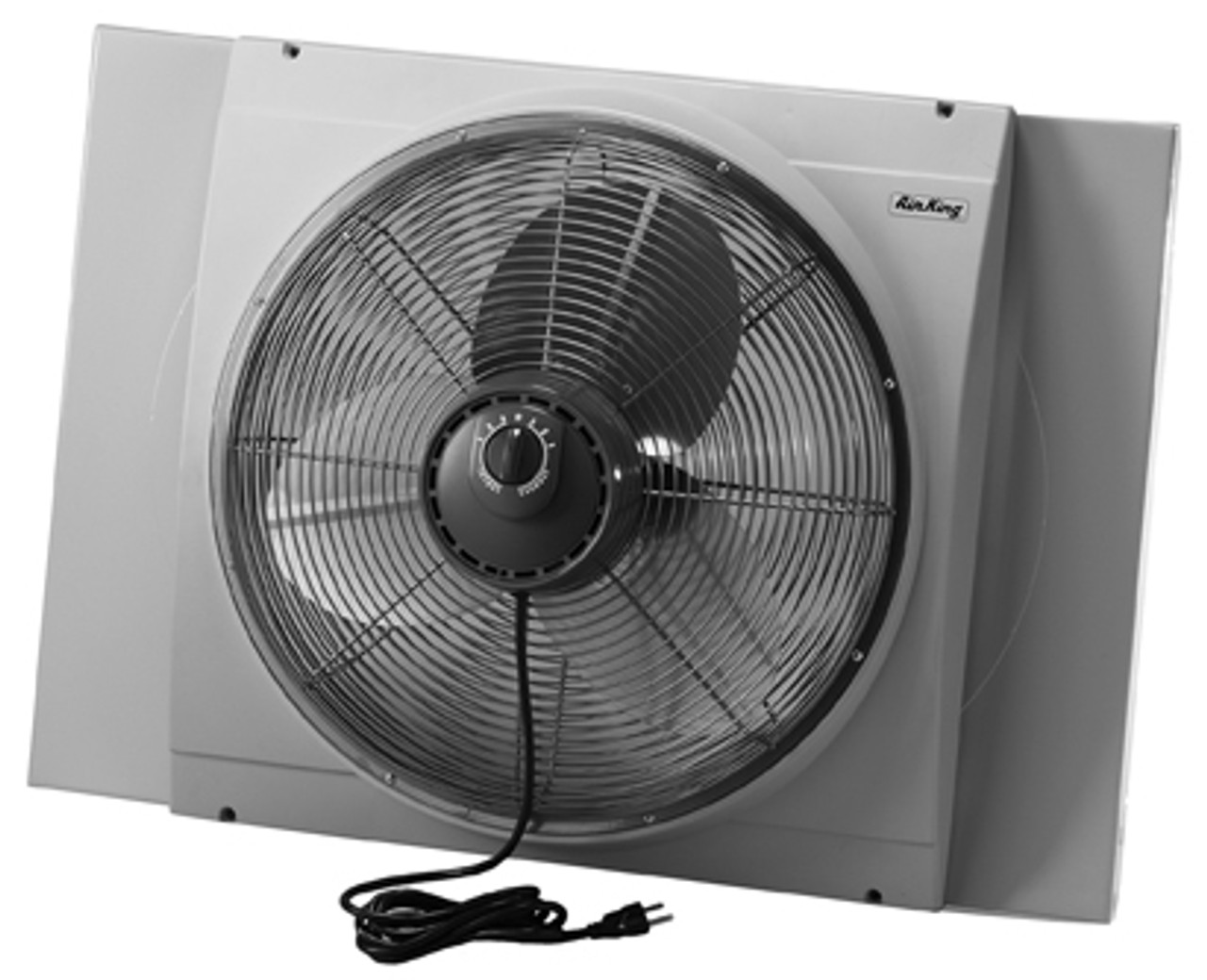 9166 20in Wholehouse Window Fan
